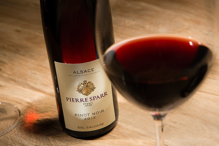 Vins d'Alsace PIERRE SPARR